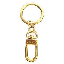 Louis Vuitton-Porte clefs-Doré