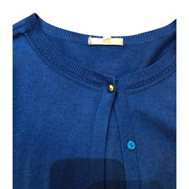 Chloé-Sweaters-Blue