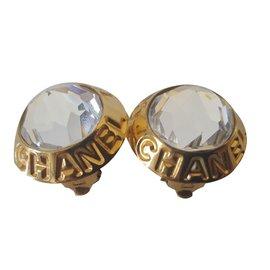 Chanel-Boucles d'oreilles vintage-Autre