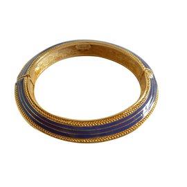 Lanvin-Bracelets-Bleu