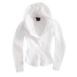 Vivienne Westwood Anglomania-Tops-Blanc