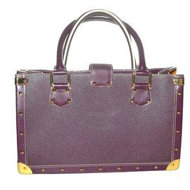 Louis Vuitton-Sac Le Fabuleux-prune