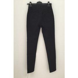 Saint Laurent-Jeans-Noir