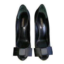 Louis Vuitton-Escarpin Oh Really-Noir