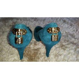Louis Vuitton-Escarpins Oh Really-Bleu