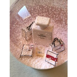 Chanel-Petite maroquinerie-Blanc
