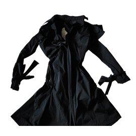 Lanvin-Trench Chic-Noir