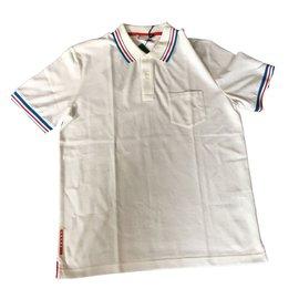 Prada-Polos-Blanc