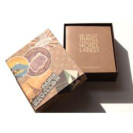 Louis Vuitton-COFFRET N°2 : 30 étiquettes d'hôtels de la collection privée de Louis Vuitton-Autre