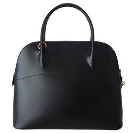 Hermès-BOLIDE 31-Noir