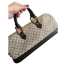 Louis Vuitton-Toile Monograme-crème