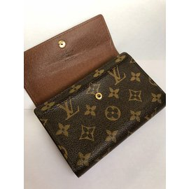 Louis Vuitton-Alexandra-Marron