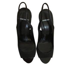 Sandales Pour Les Femmes En Vente, Chameau, Daim, 2017, 36 37 38 Pierre Hardy