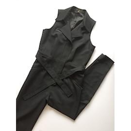 Louis Vuitton-Combinaisons-Noir