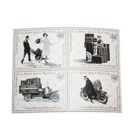 Louis Vuitton-Timbres de collection-Autre