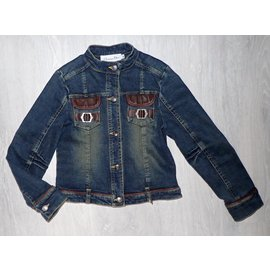 Dior-Girl Coats outerwear-Blue