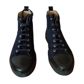 Hermès-Jimmy Sneakers-Blue
