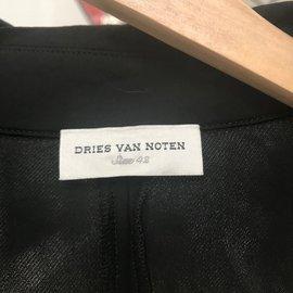 Dries Van Noten-Chemise-Noir