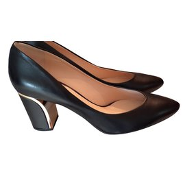 Chloé-Heels-Black,Other