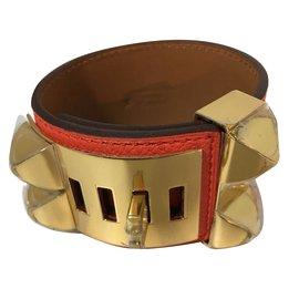 Hermès-Bracelet MEDOR-Rose