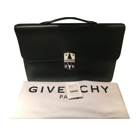 Givenchy-Briefcase DIPLOMATICA-Black