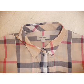 Burberry-Shirt-Beige