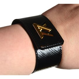 Louis Vuitton-Bracelet  Twist-Noir