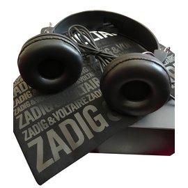 Zadig & Voltaire-Décoration divers-Noir