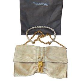 Tom Ford-Sacs à main-Beige