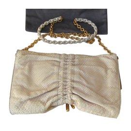 Tom Ford-Handbags-Beige