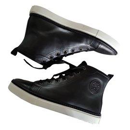 Hermès-Baskets-Noir