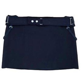Hussein Chalayan-Skirts-Black
