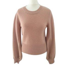 Chloé-Knitwear-Pink
