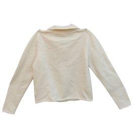Chloé-Sweaters-Beige
