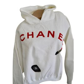 Chanel-Sweat-Blanc