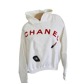 Chanel-sweatshirt-White