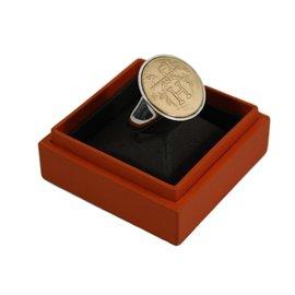 Hermès-Chevallier ring-Golden