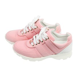 Chanel-Sneakears rose-Rose
