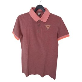 Scotch Shrunk-Polo-Rose