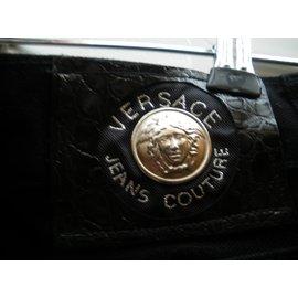 Versace-Jeans homme-Noir