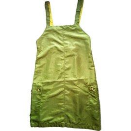 Kenzo-Dress-Khaki
