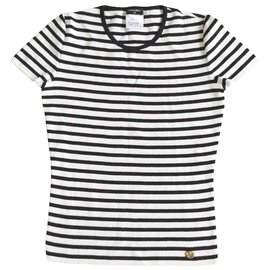 Chanel-Tops-White,Navy blue