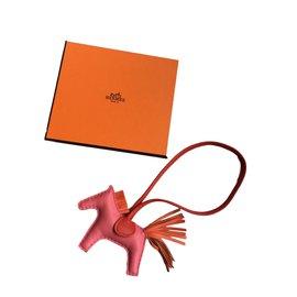 Hermès-Bijoux de sac-Multicolore