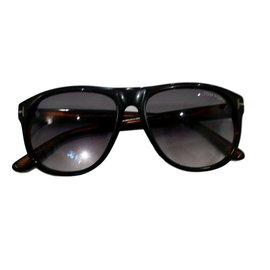 4c4d2d4cac056d Tom Ford-Lunettes de soleil modèle OLIVER TF236 05B-Noir ...