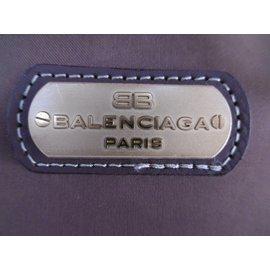 Balenciaga-Cabas-Marron