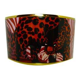 Hermès-Manchette-Multicolore
