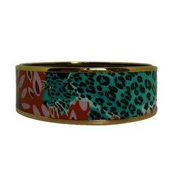 Hermès-Bracelet large-Multicolore