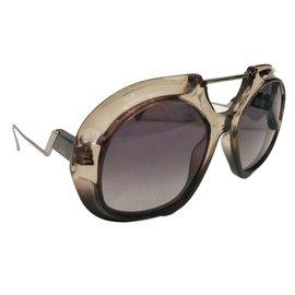 Fendi-lunettes du soleil tropical shine 2018-Noir