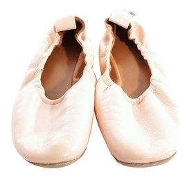 Céline-ballet flats-Pink