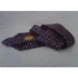 Dior-Cravates-Multicolore